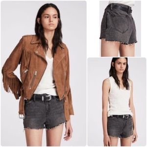 Nyla High-Waisted Shorts